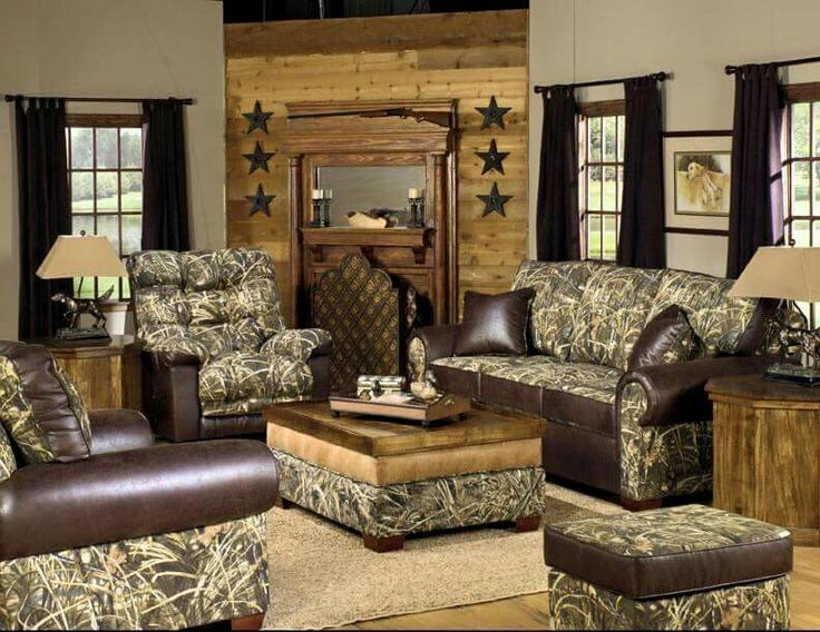 Furniture Living Country Room