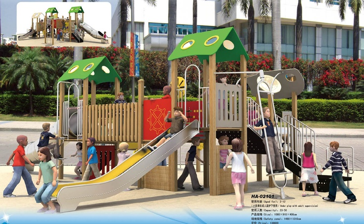 Small Plastic Outdoor Playsets