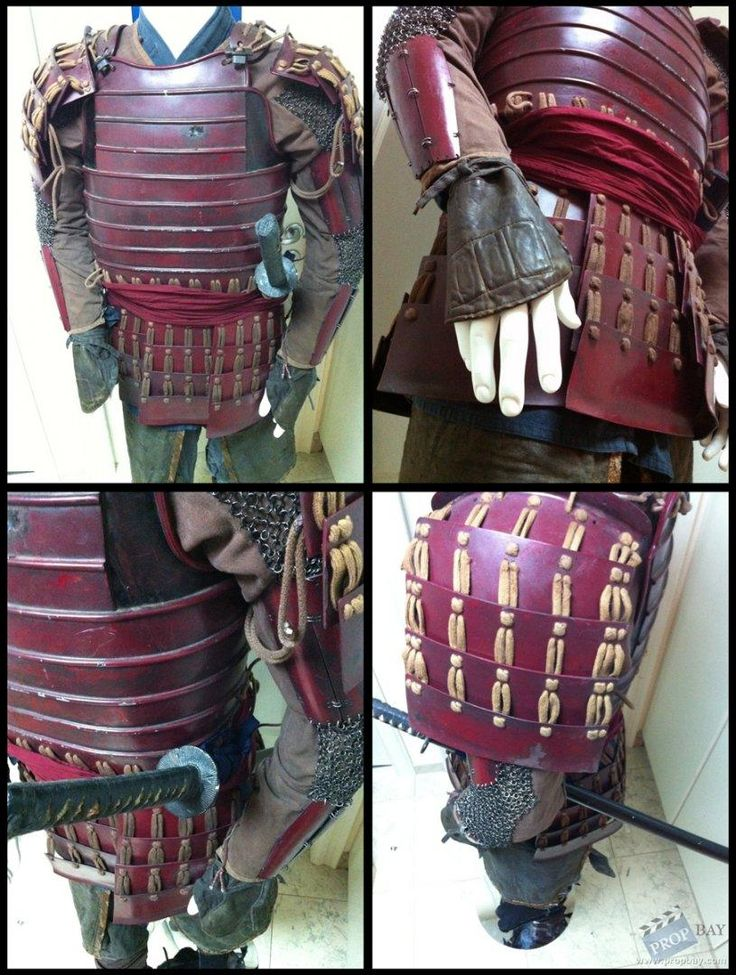 17 Best images about Samurai Armor on Pinterest | Military ...