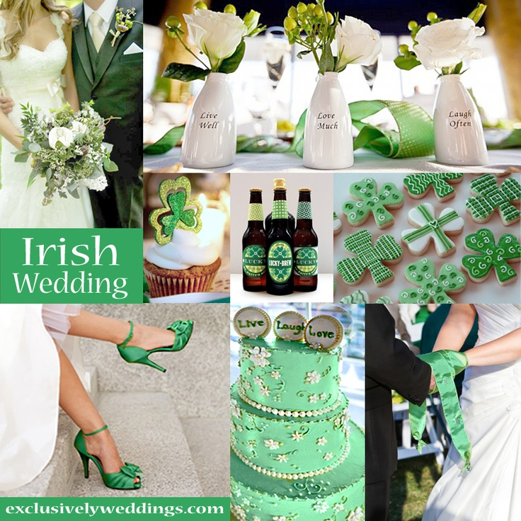 Celtic Wedding Traditions And Decorations