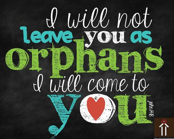 Quotes Bible Orphans About