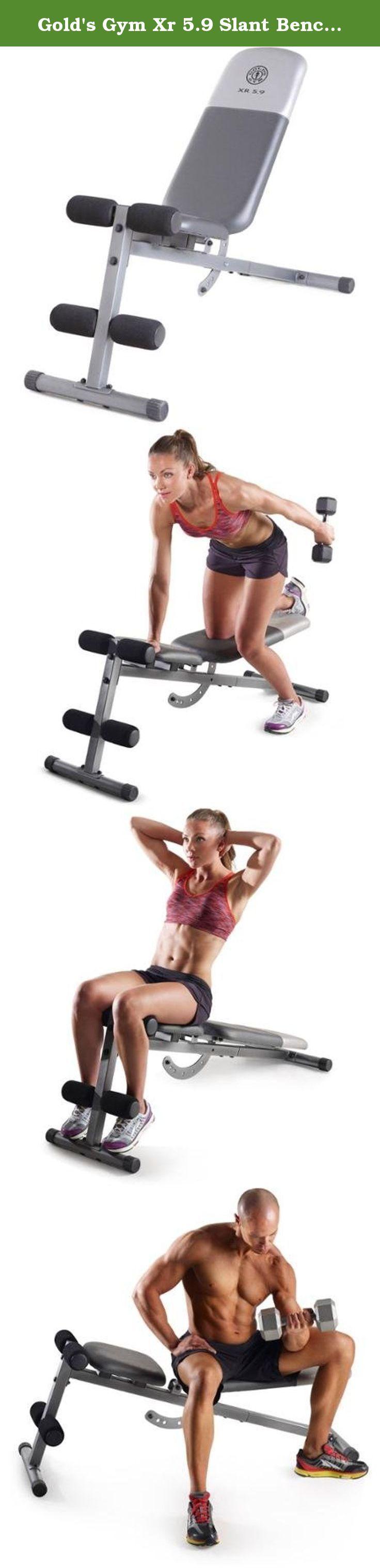 Xr Slant Bench Weight Limit