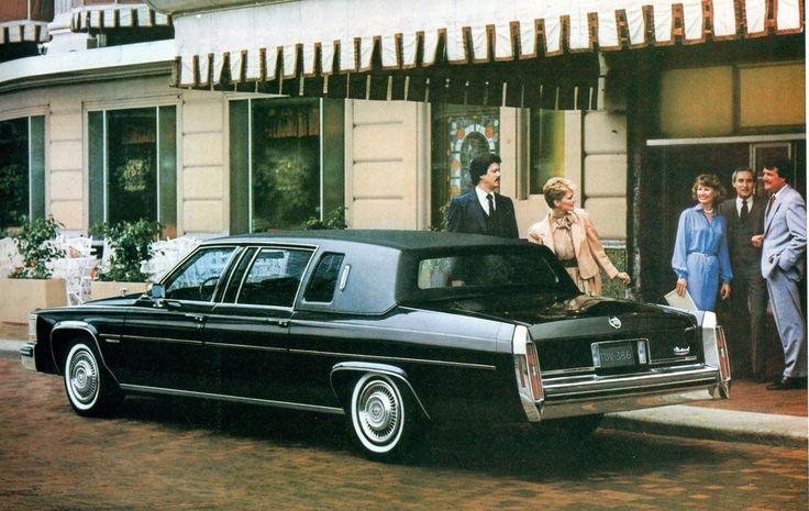 75 1977 Cadillac Series Limo