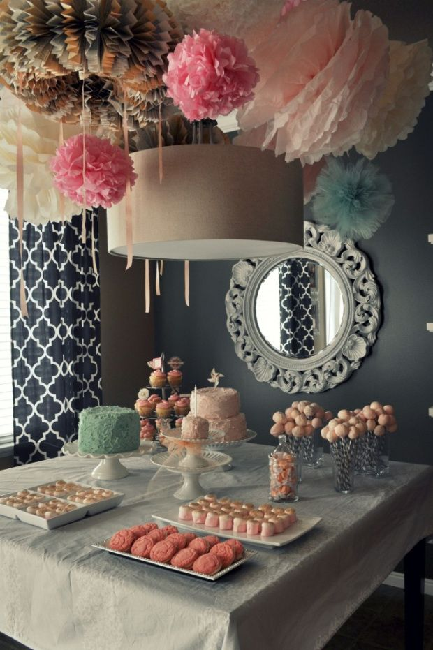 Cheap Bridal Shower Ideas