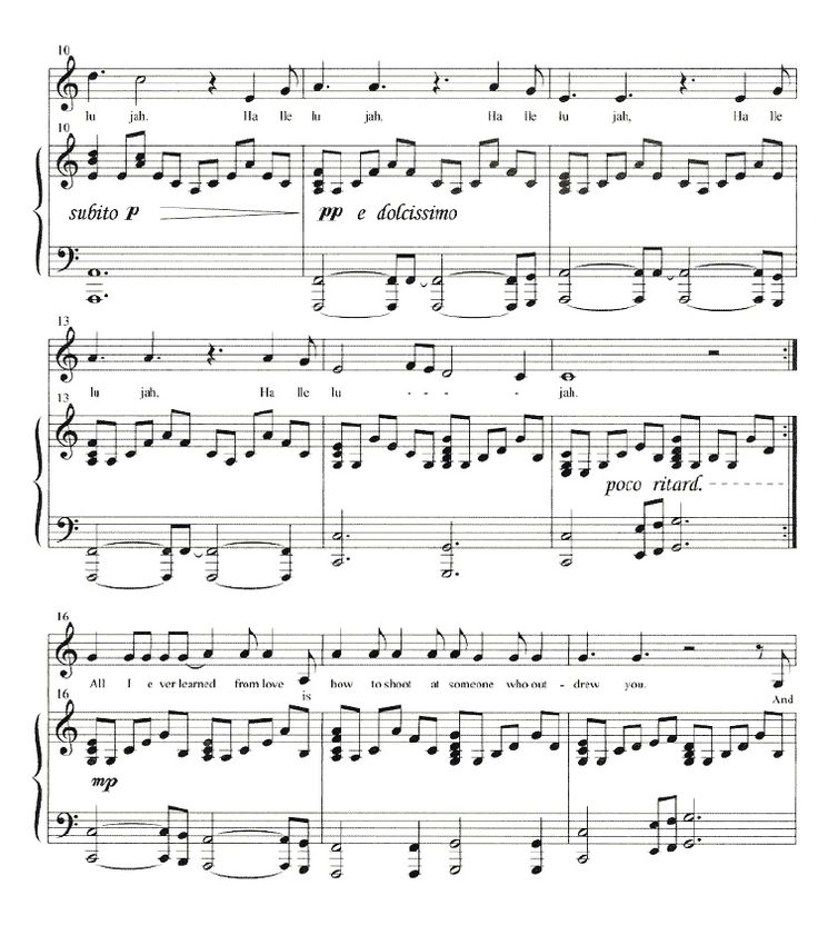 Better Than A Hallelujah Chords