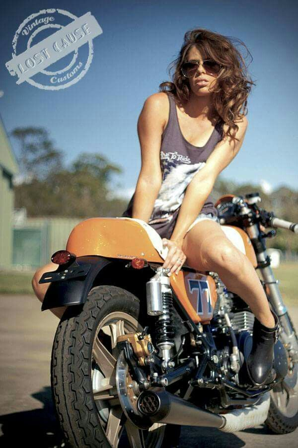 1420 Best Images About Chicks Amp Choppers On Pinterest