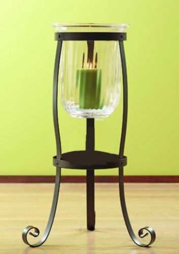 Partylite Floor Hurricane Candle Holder