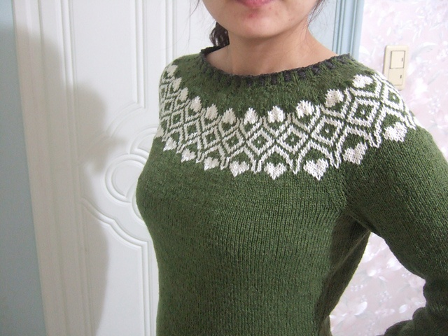 Combination Knitting Method