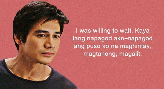 And Hugot Love About Relationships Quotes Tagalog