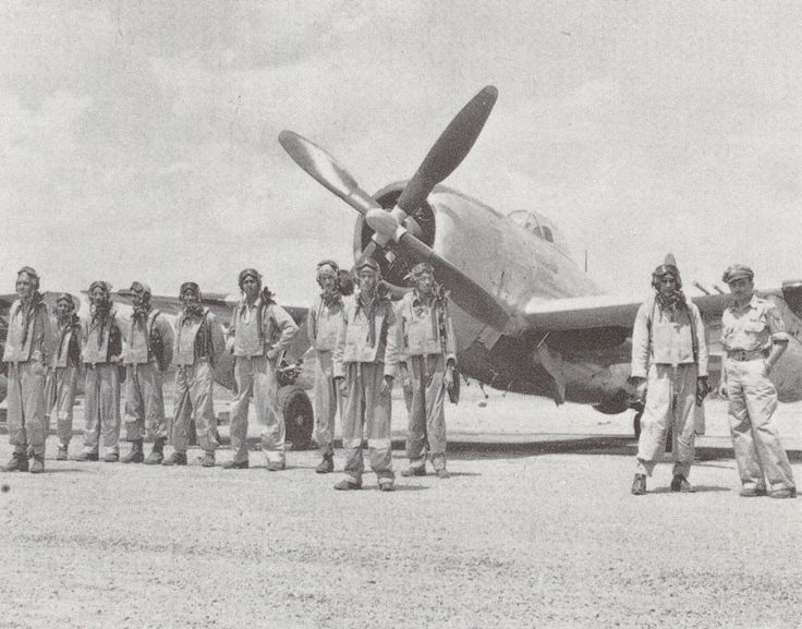 Mexican Fighter Squadron World War 2