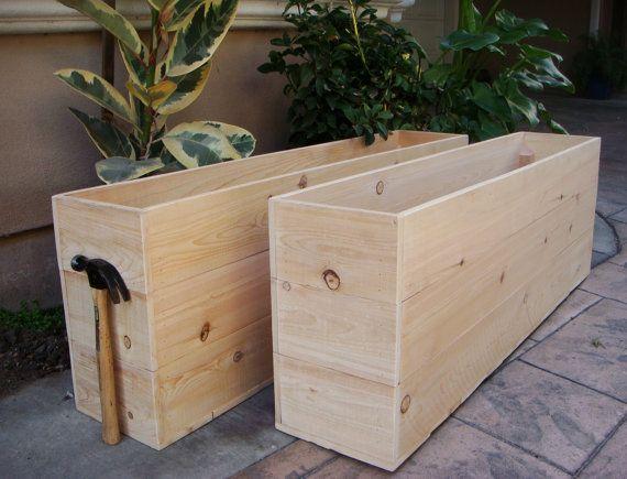 Portable Garden Planter Box