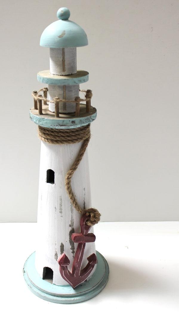 Kitchen Lighthouse Decor