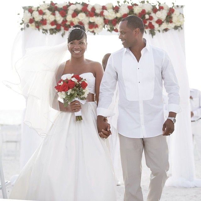 Pastor Toure Roberts And Sarah Jakes Wedding