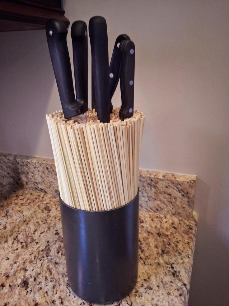 Kitchen Set Knives Best Block