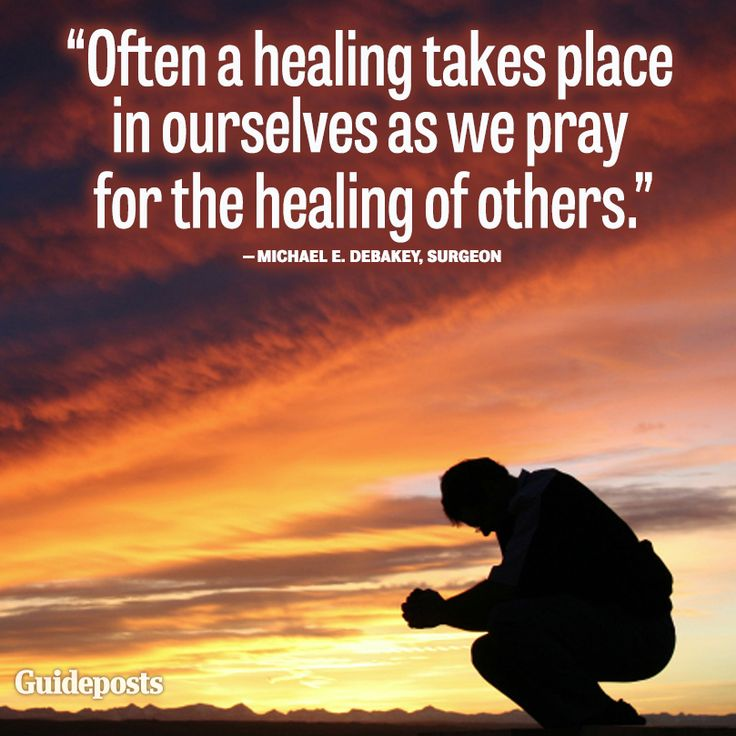 Prayers And Images Quotes Sayings Healing