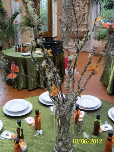 17 Best ideas about Enchanted Forest Centerpieces on ...