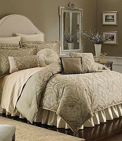 Croscill Coppelia Bedding Collection Dillards Bedroom