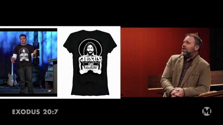 Christian Shirts Chapel Calvary T