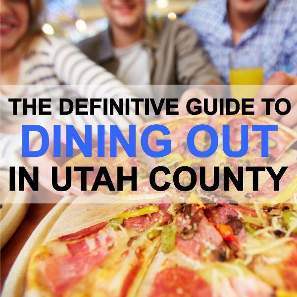 Restaurants Cater Utah County