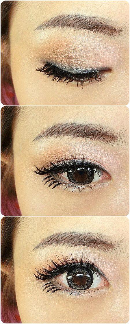 Kashees Eyes Makeup Tutorial