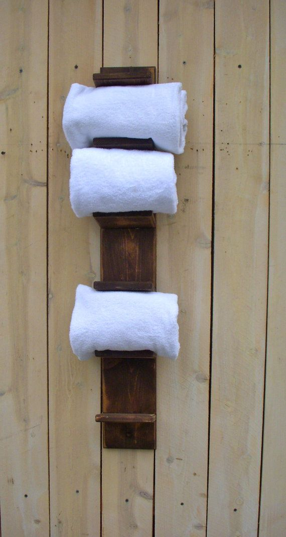 Towels Decor Bathroom