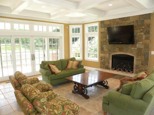 Home Addition Great Room Ideas
