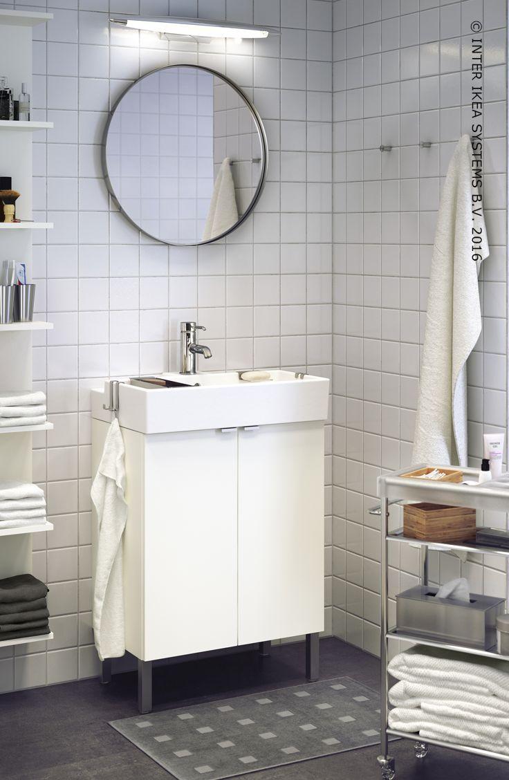 Ikea Badkamerkast Fullen : Moderne huis ikea fullen wastafelkast moderne huis