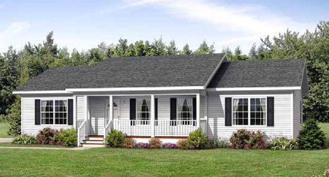 The Cary I Ranch Modular Home Cbs Homes Modular Homes Home