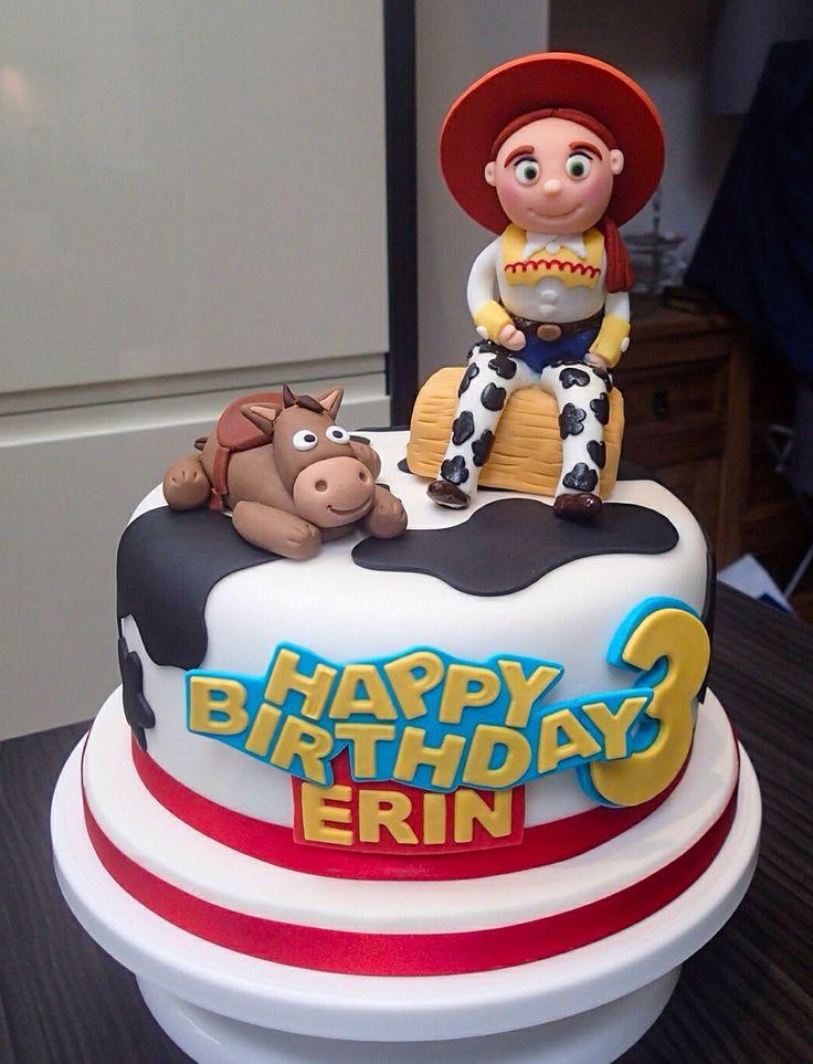 Disney Cake Jessie