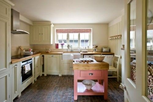 1000 Images About Pink In Kitchens On Pinterest