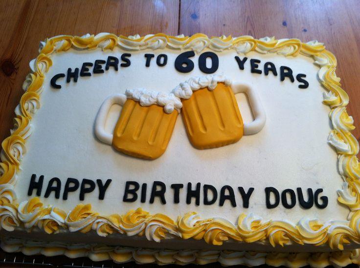 Beer Mug Cake My Cakes Cupcakes And Cookies Pinterest