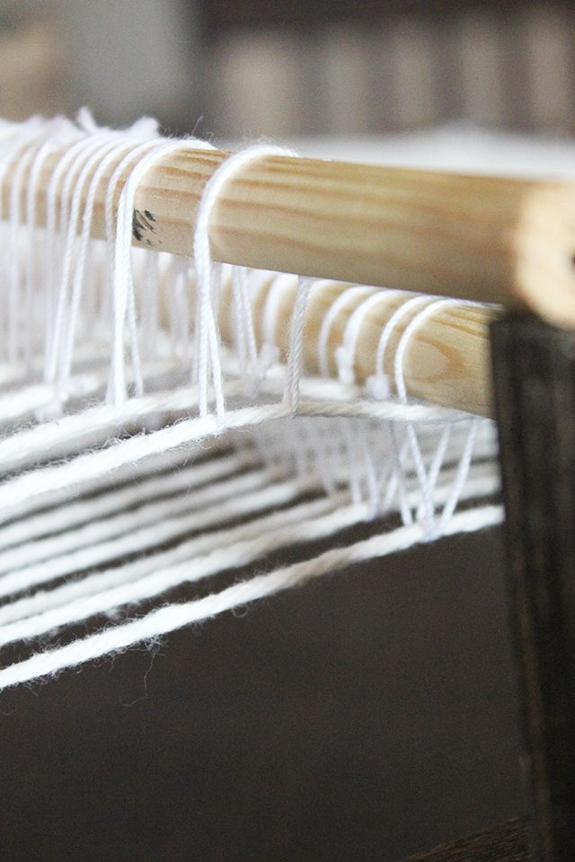 Own Make Loom Your Heddle