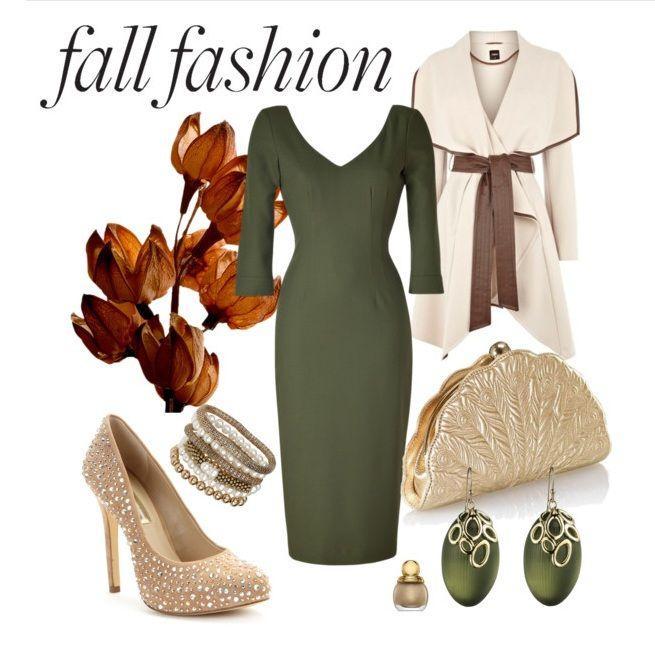 Fall Outdoor Wedding Attire