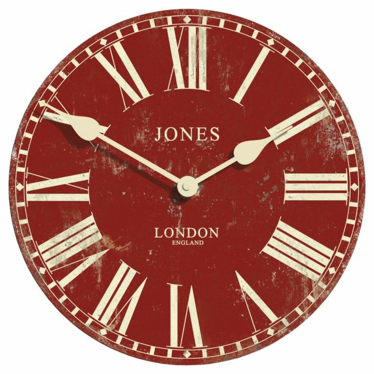 Garden Clocks Homebase