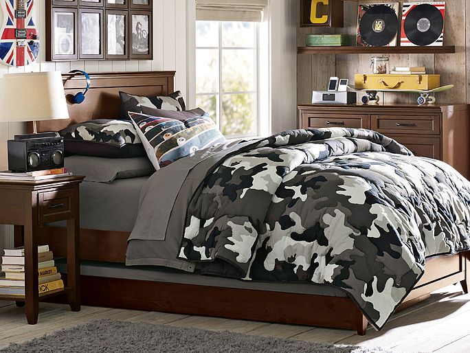 Awesome Camo Bedrooms Boys