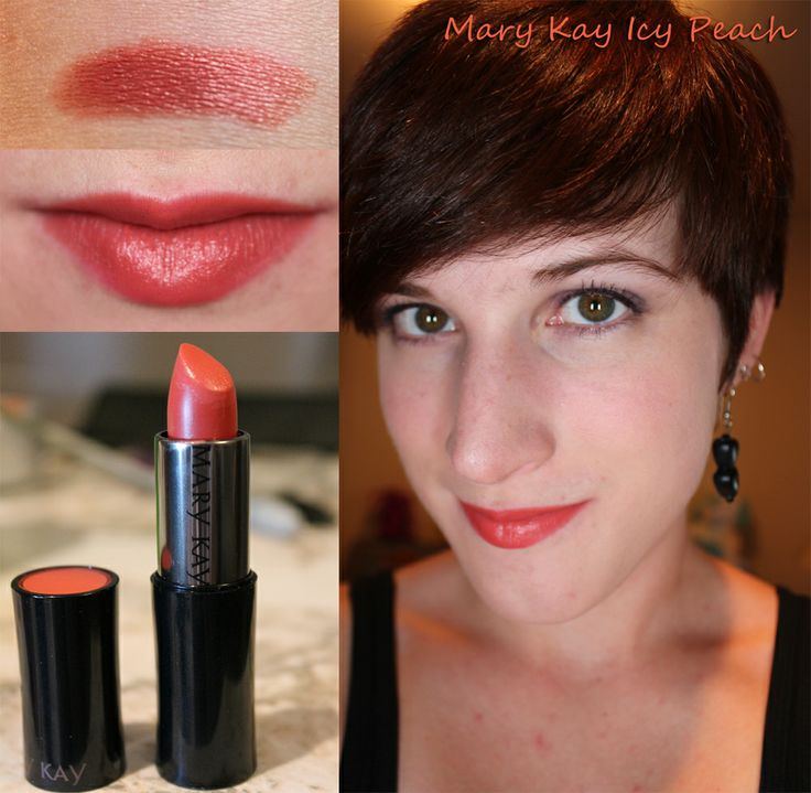 Mary Kay Icy Peach Lipstick