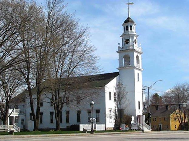 First Parish Unitarian Universalist Church Kennebunk