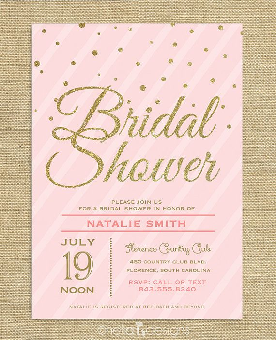 Bridal Shower Invitations Knoxville Tn