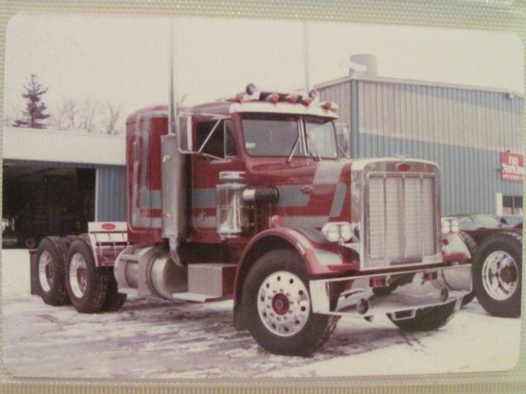 1986 Peterbilt Paint Schemes