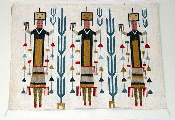 Native American Wall Border Patterns