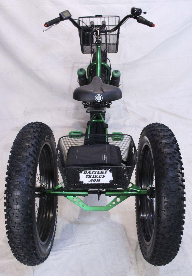 Tricycle Bicycle Trike Conversion Kit