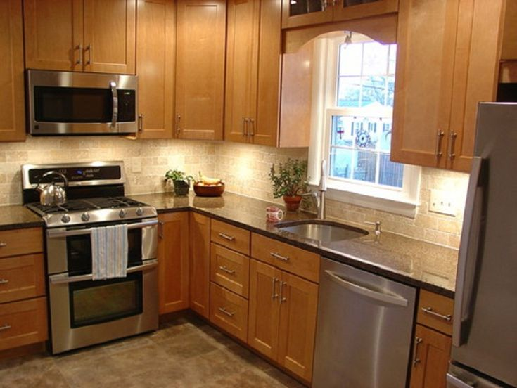 Tiny L Shaped Kitchen Ideas