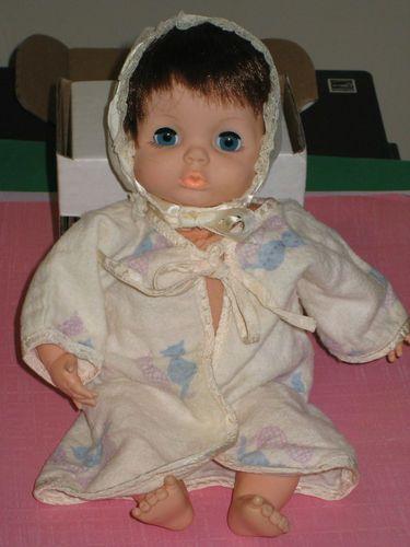 Pebbles Doll Flintstone Ideal