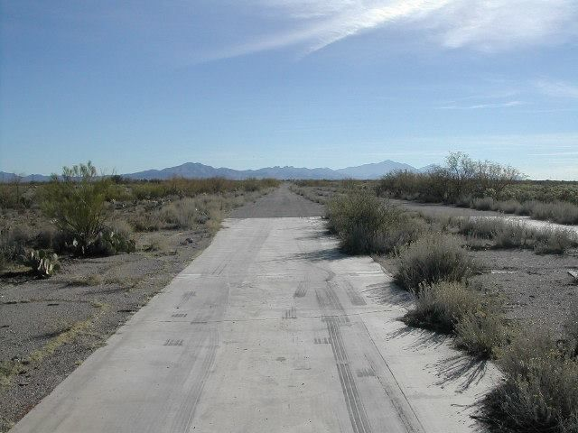 Tucson Dragway Streaker