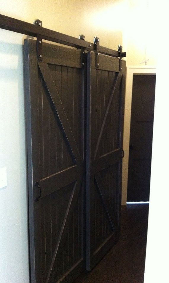 Barn Style Sliding Interior Doors