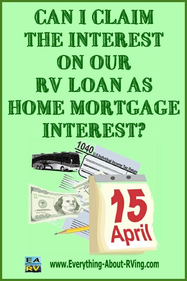 Rv Financing Interest Rates