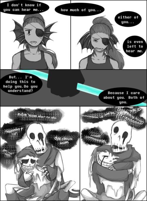 Comic Sans Vs Undyne Undertale