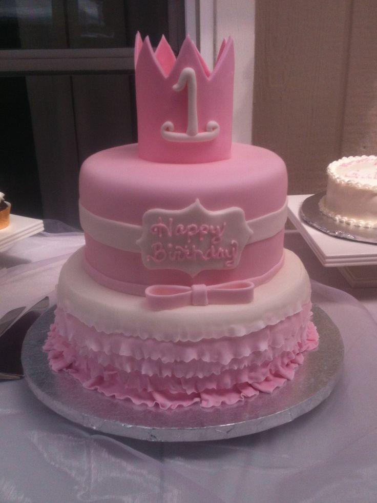 Happy Birthday Princess Cake Sweet Pea Bites Amp Delights