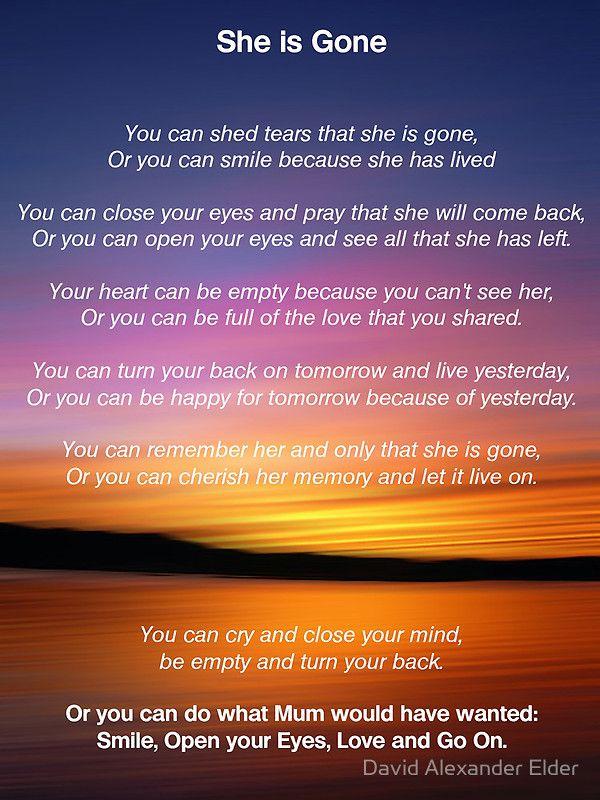 Short Daughter Poems Moms