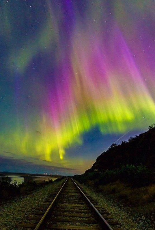 Best Time Cruise Alaska See Northern Lights